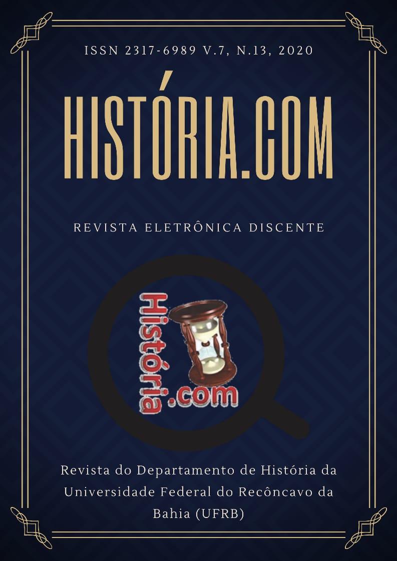 Visualizar v. 7 n. 13 (2020): Revista Eletrônica Discente História.com